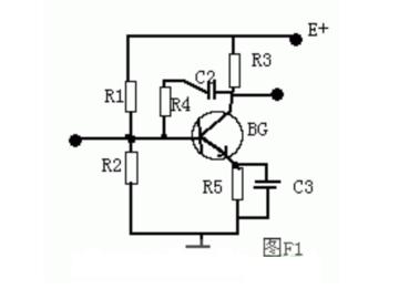 分析反馈电路的工作原理及作用