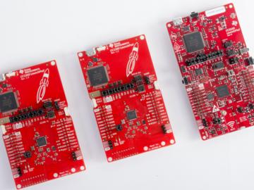 适用于TI-RTOS系统的SimpleLink低于1GHz传感器到云网关电路设计