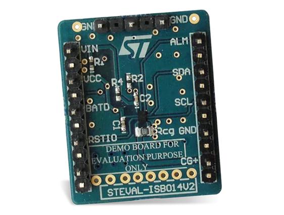 STC3115-电池电量监视器参考设计