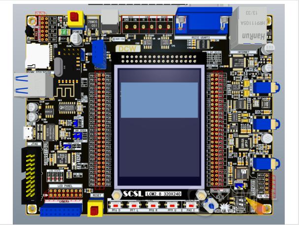STM32F407ZET6  全3D封装开发板 原理?#25216;覲CB