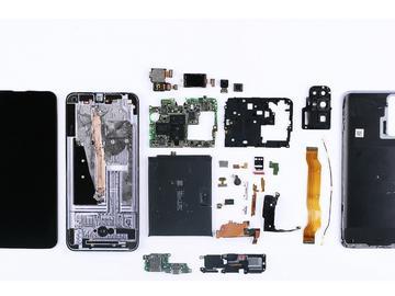 E拆解:破拆荣耀30,还原内部真实的原貌,分析原始的器件数据