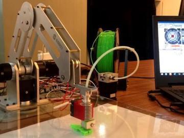 国外大神教你制作基于Arduino的多功能机械臂