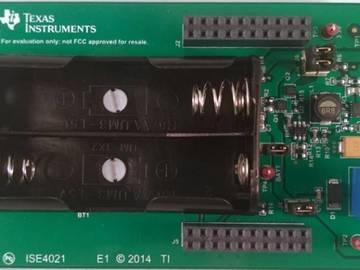 基于TI CC3200之延长AA电池供电时间之WIFI系统方案