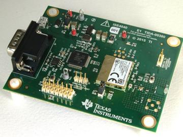 基于CC3100无线模块的CAN转WiFi网关电路设计