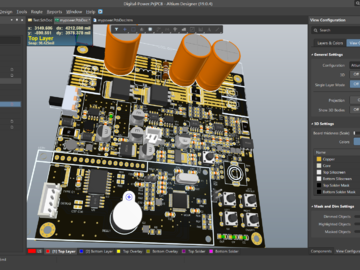 Altium Designer AD标准元件库 原理图库+PCB封装库(692M)