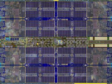 新的Ryzen 4000移动处理器核心面积约为150平方毫米,集成8核8MB三缓及8组CU