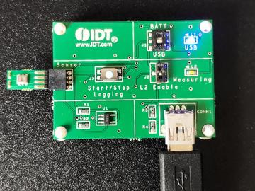 高精度环境感知--IDT SDAH01 温湿度评估套件评测