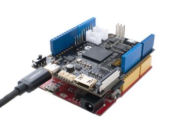 FPGA与ESP32的结合-Spartan FPGA边缘加速开发板评测
