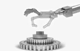 基于摇杆手柄操作的可视化移动机械手的研究与设计