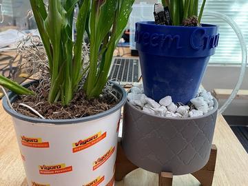 智能房屋植物浇水系统