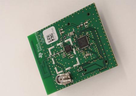 SimpleLink CC2530-CC2592全新參考設計,接收更靈敏