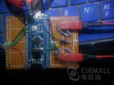 示波器信号处理电路