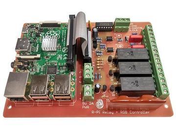 基于树莓派的家庭自动化控制器