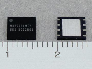 富士通电子最新内存产品4Mbit FRAM,容量达FRAM产品最高水平