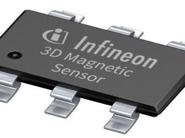 磁性传感器实现电机控制位置反馈