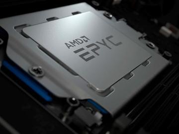 AMD更新两颗7nm EPYC处理器:32核比竞品Intel至强性能高111%