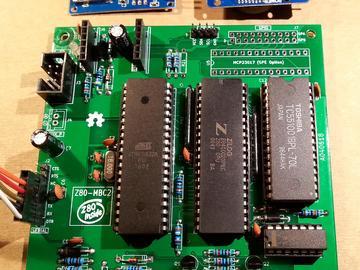 基于 ATmega32A 的自制计算机设计