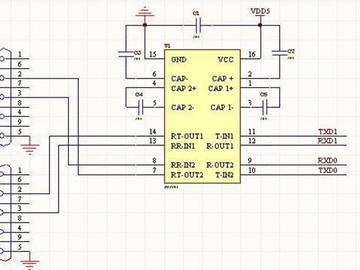 单片机入门:17种常见的单片机电路设计模块,电路图分享