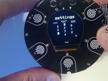 基于的Arduino的 MKR 物联网游戏机