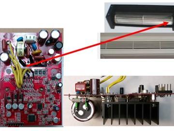 基于TI CC2541的BLE智能型室内空调循环扇方案