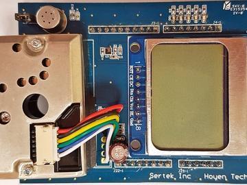 基于Intel Quark D2000 的WiFi+BLE空气质量侦测系统