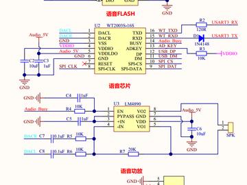 基于STM32F103设计的智能垃圾桶电路方案(原理图+源码+教程)