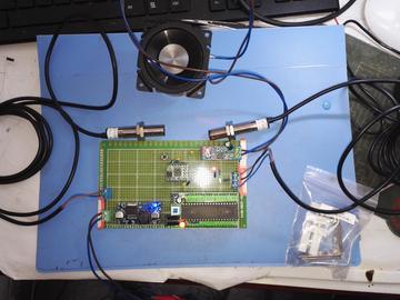 基于51单片机的激光对管语音报警器设计(源码+电路图)