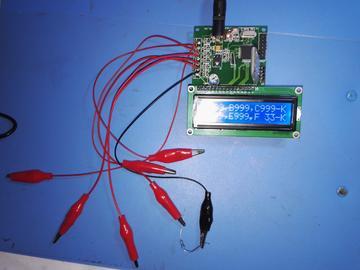 MSP430F149单片机的6路电阻测量蓝牙发送设计-(源码+电路图)