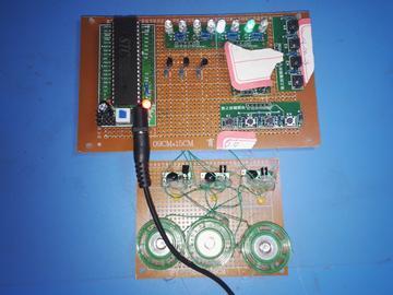 基于51单片机按键流水灯设计-(源码+电路图)
