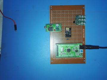 基于51单片机无线WIFI防控虫害设计-(源码+电路图)