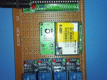 基于51单片机WIFI控制插座设计(源码+电路图)