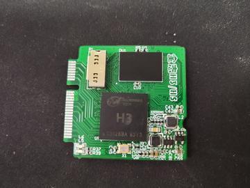 全志H3核心板与底板(原理图+PCB)