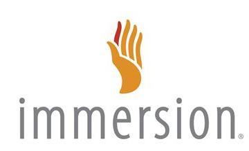Immersion展示丰富的触摸力反馈技术解决方案