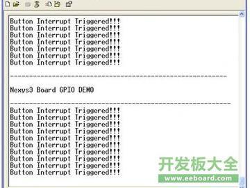 Nexys3学习笔记(二)——添加GPIO外设