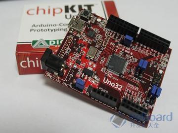 ChipKIT Uno32 教程--第一课:准备工作