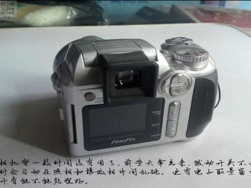拆解富士S3000相机