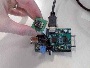 树莓派四月将推摄像头模块 配500万像素传感器