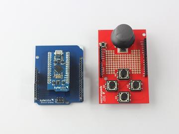 三款具备蓝牙4.0功能的Arduino模块