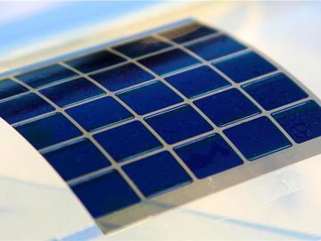 德国新型有机太阳能电池 基础能源新战略