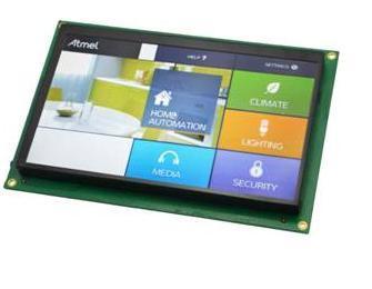 e络盟为基于ARM的单板机推出用于人机交互界面的触摸屏模块
