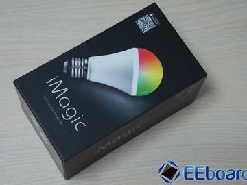 智能家居新伙伴——iMagic智能LED灯评测拆解