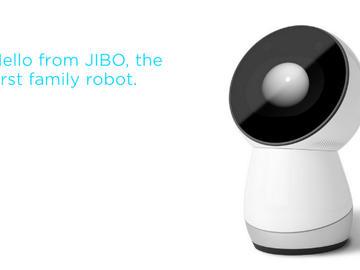 呆萌无罪,全球首款家庭机器人 JIBO