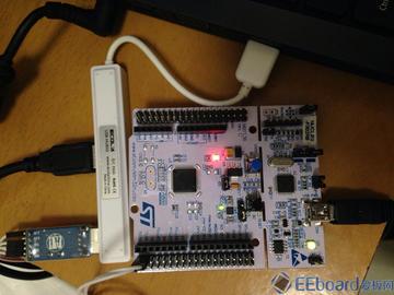 """助力""""云端""""开发——STM32F302R8 Nucleo评测"""