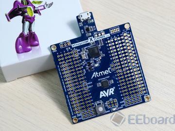 """与Arduino""""本是同根""""——Atmel ATmega328P-XMINI开发板评测"""