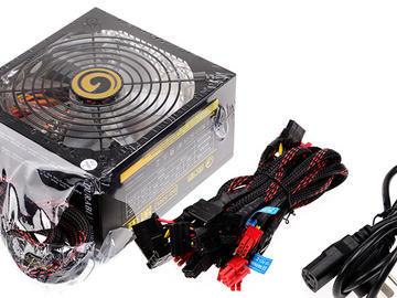 就是用来供电的:影驰黑金BG-550L电源拆解