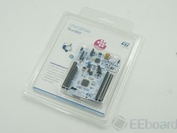 更高性能的Nucleo系列开发板——STM32F446 Nucleo评测