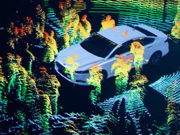 无人驾驶汽车勘测到的障碍物,可能根本都不存在