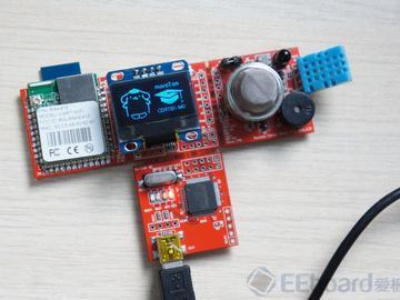 面向物联网/可穿戴应用——新唐NuMaker TRIO开发板评测