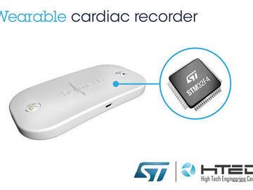 3导心电图记录仪可随时记录数据并通过云端发送给医生