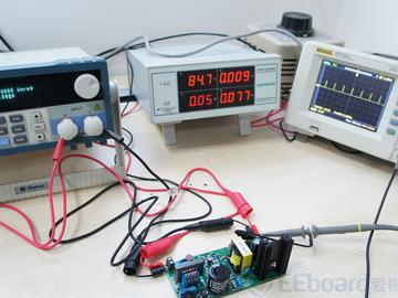 化繁为简的电源设计方案——英飞凌28W/16V以及20W/5V电源评估板评测